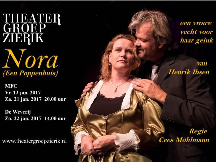 Nora (Een Poppenhuis)